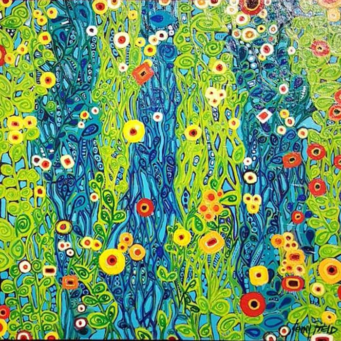 """""""Garden"""" by Jenny Field"""