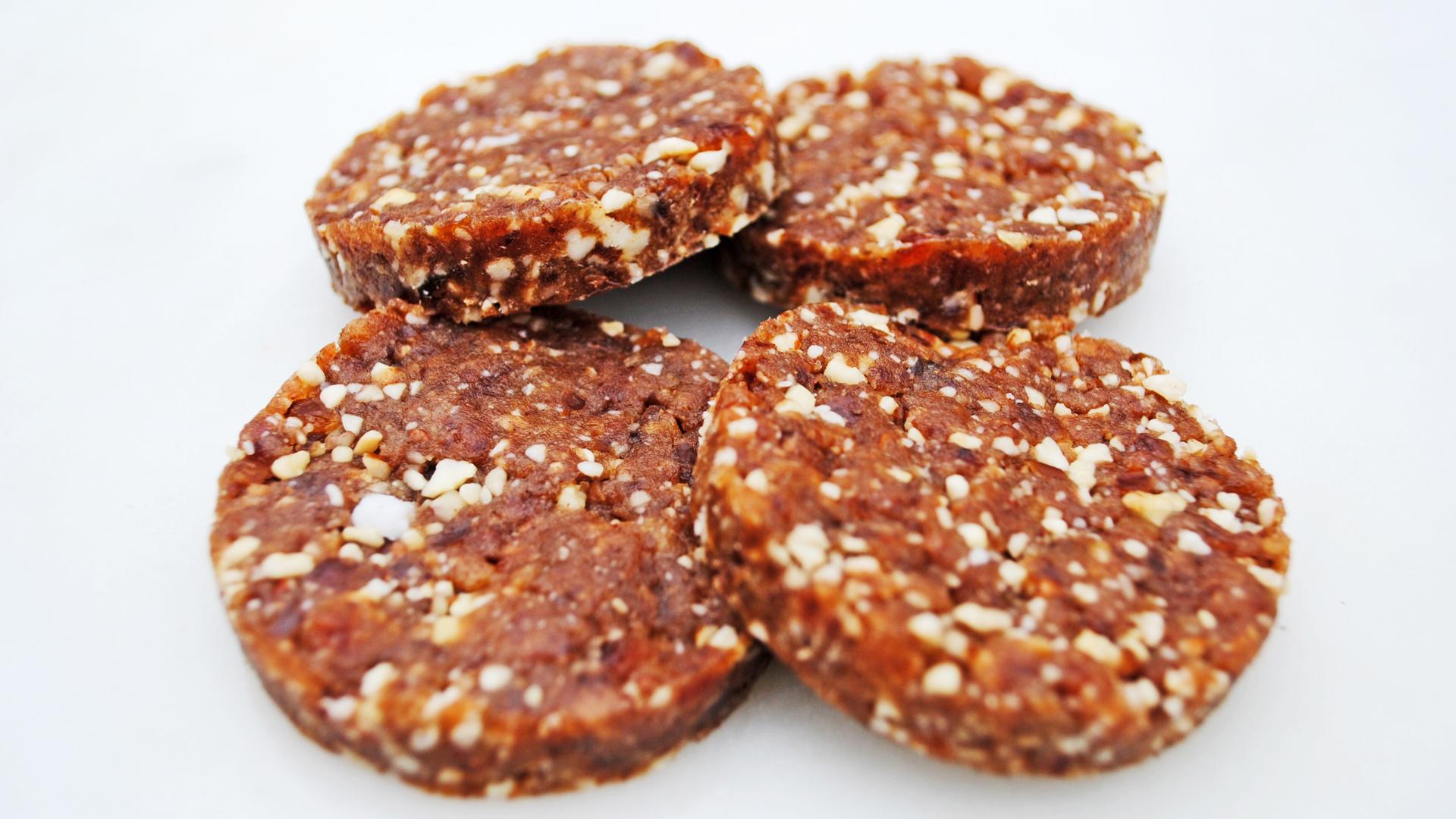 Raw Snickerdoodle Cookies