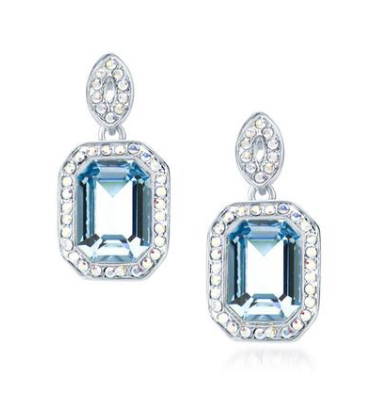 Pairie Drop Blue Earrings