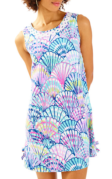 Lilly Shift Dress