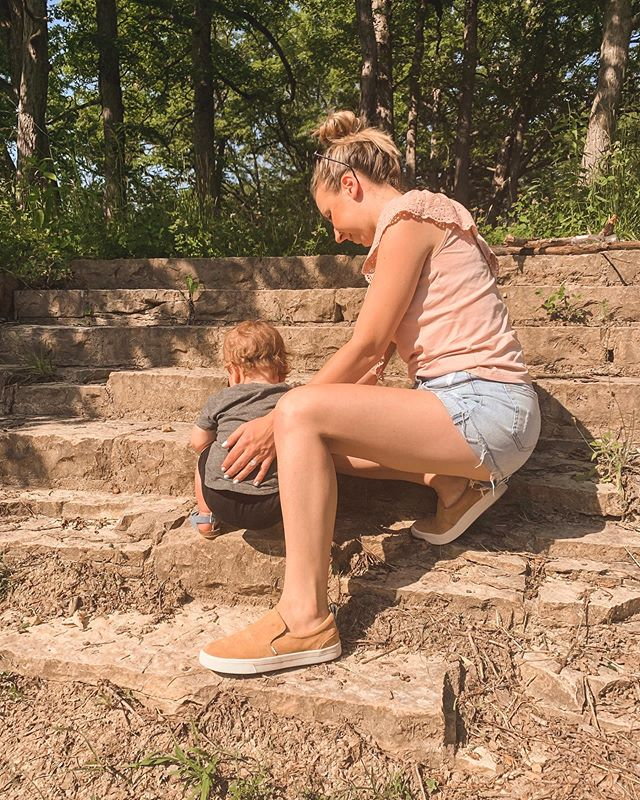 Mom life has been really crazy lately since Roman started to take his first steps and is now trying to go everywhere!! #sponsored My new @toms slip on shoes are so comfy and light weight it literally feels like I'm not wearing any shoes at all!  If you know me, you know I'm passionate about equality. And now, when you buy from ‪TOMS.com‬, you can select the cause you want TOMS to donate to, including equality. Join me as I #StandForTomorrow. Use promo code: STANDFOR10 for $10 off.
