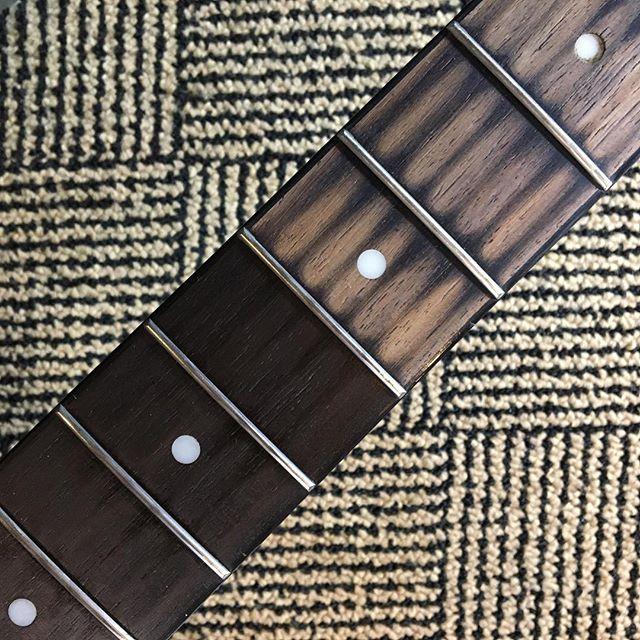 Ebonize #yamahaguitar #student #guitarclass #luthier #setup #repair #vermont