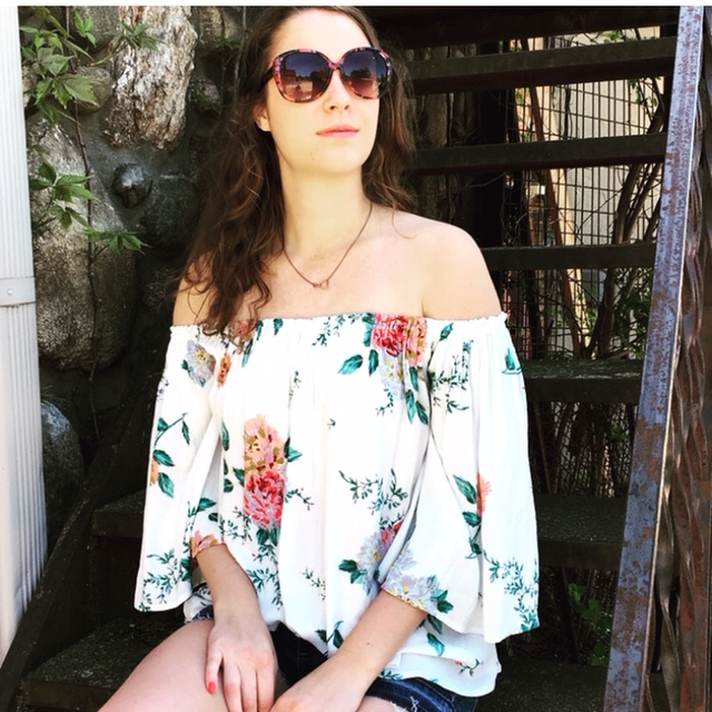 The only thing that could make an off-the-shoulder top better? A beautiful floral print. This top can be dressed down with some denim shorts and a pair of shades, or made a little fancier with a tight black skirt. Either way, it's the perfect summer look. Venue's Jack by BB Dakota Off Shoulder Floral Top goes for $58.