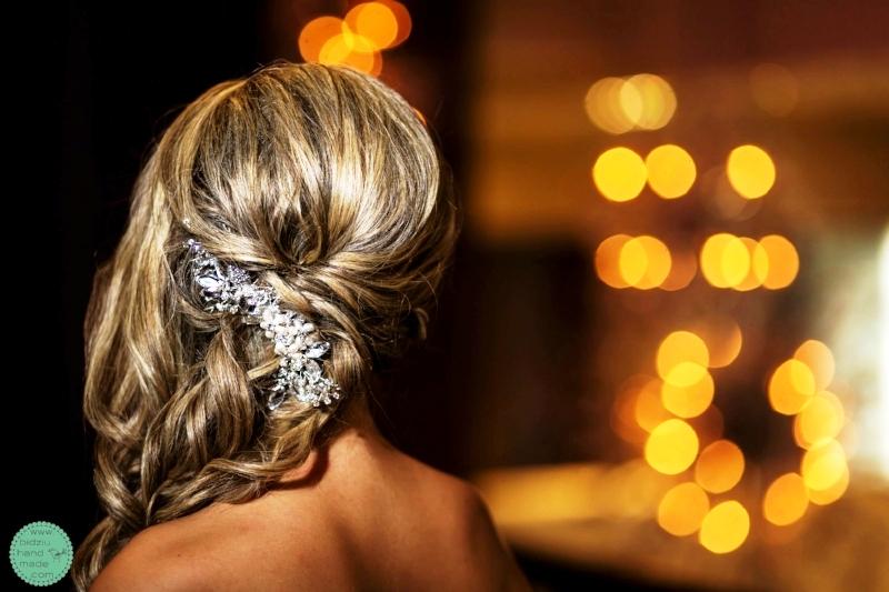 custom wedding accessories, custom hair accessories, bridal hair accessories, bridal hair comb, handmade wedding accessories, handmade bridal hair comb, bridal hair do's, bridal hair idea, bridal hair, wedding hair, wedding, handmade, flower hair comb, pearl hair comb, Swarovski crystals, silver hair comb, sparkly hair comb, sparkly hair accessories, bidziu handmade, bidziu hand made