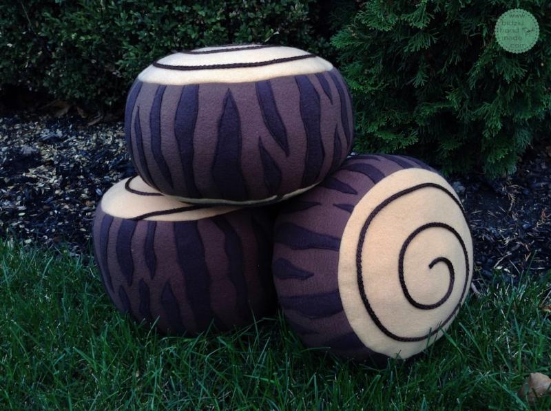 woodland, woodland-themed room, woodland themed room, woodland themed nursery, log pillows, wood pillows, wood slice pillows, wood slab pillows, DIY pillows, trendy nursery decor, trendy boy's room, trendy kid's room, modern nursery, trendy nursery, outdoor theme, outdoor-themed room, outdoor-themed nursery, lumberjack, lumberjack theme, lumberjack theme nursery, lumberjack themed room, handmade pillows, floor pillows, decorative pillows, decorative floor pillows, bidziuhandmade, bidziu handmade