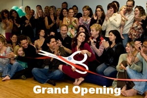 Grand Opening of Just Breathe