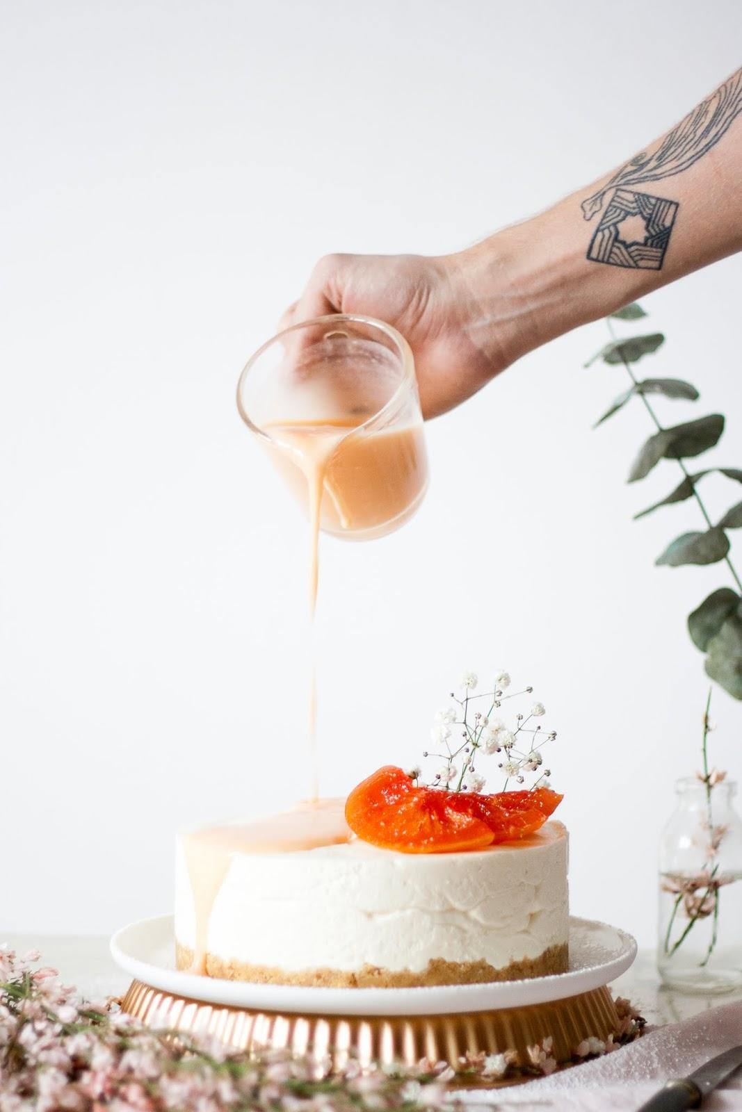 Cheesecake sans cuisson et curd de Pamplemousse de Floride - Lauret Ophelie 1-30.jpeg