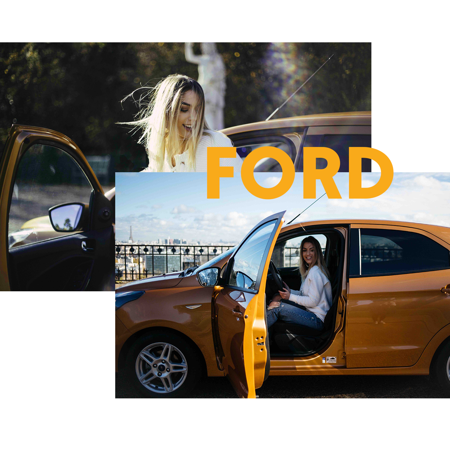 Ford blogueurs influence