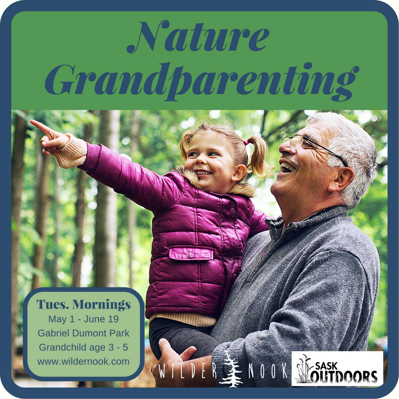 Nature Grandparenting