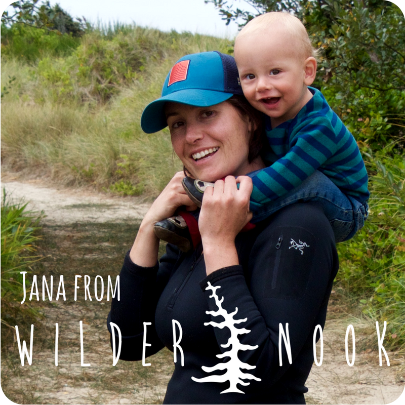 - Jana Miller, founder of Wildernook Fresh Air Learning will provide safe and knowledgeable outdoor instruction throughout the program. Jana is an experienced outdoor educator and playful nature enthusiast.