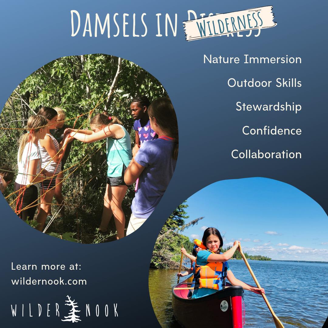 Damsels in Wilderness
