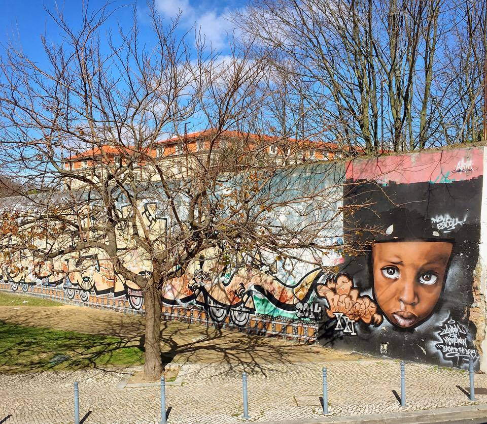 Lisbon, Portugal (2016)