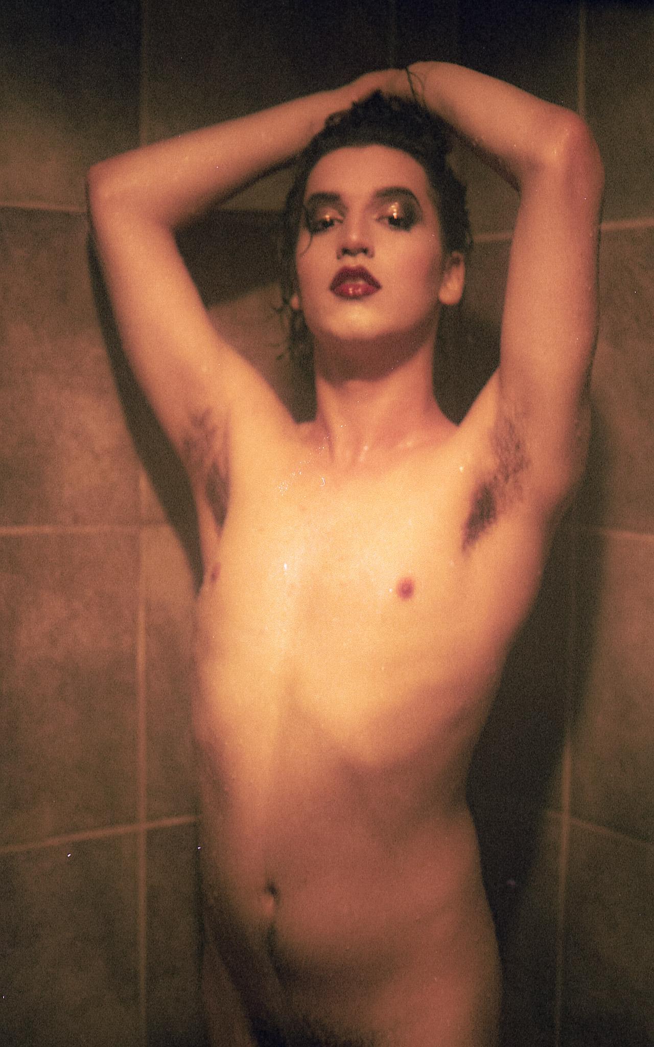 Model:  Rosei Camellia                             Makeup:  Slater Stanley