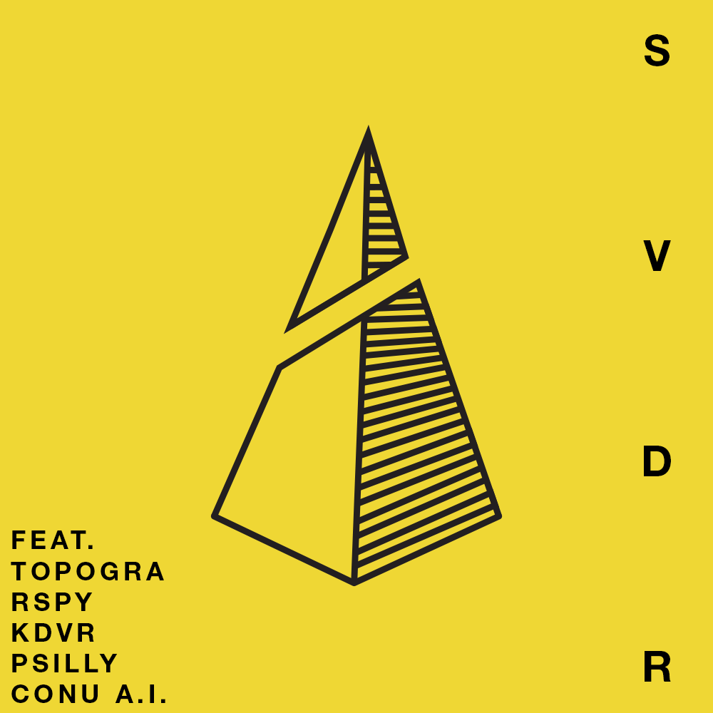 SVDR // S01E03 - FEAT. TOPOGRA ON THE MIX + RSPY, KDVR, PSILLY, AND CONU A.I.