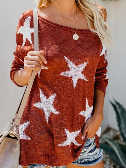 https://www.mynystyle.com/products/red-star-print-long-sleeve-chic-women-knit-sweater