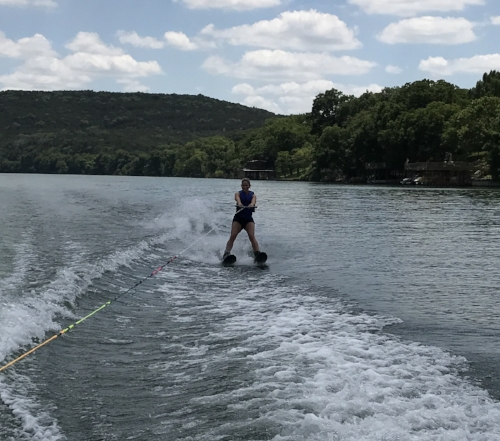 I hadn't skied in probably 15 years and had such a BLAST!!