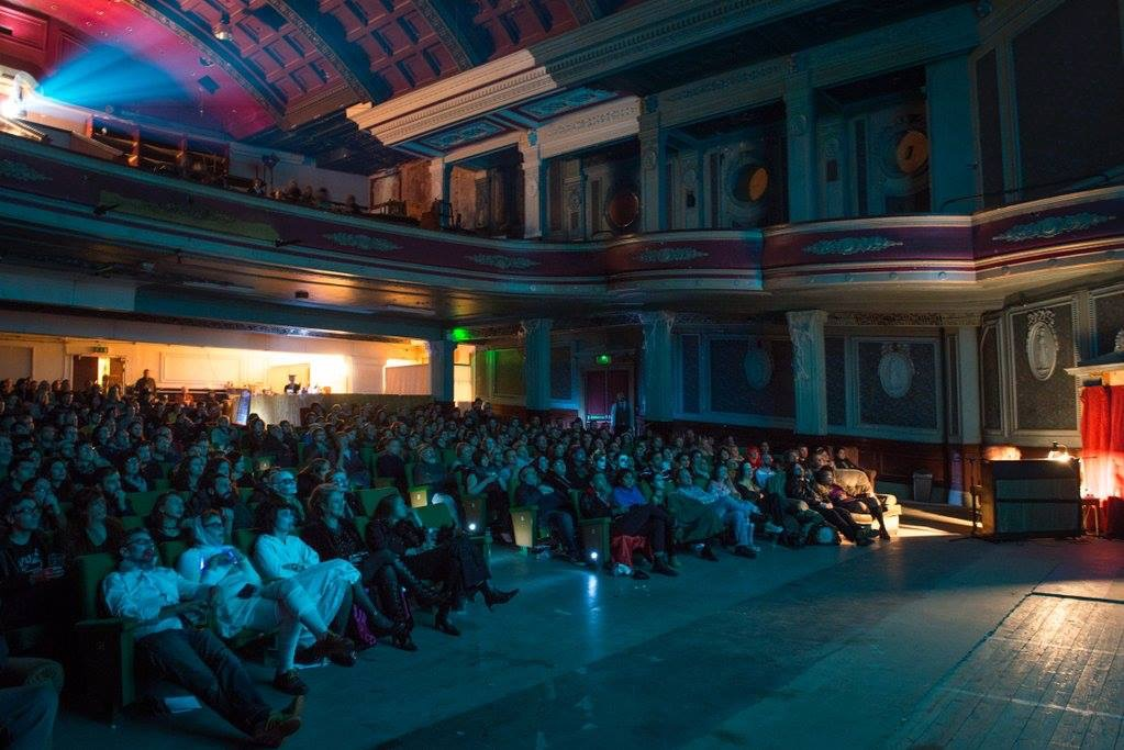 Nosferatu  at Abbeydale Picture House, Sheffield (2015)