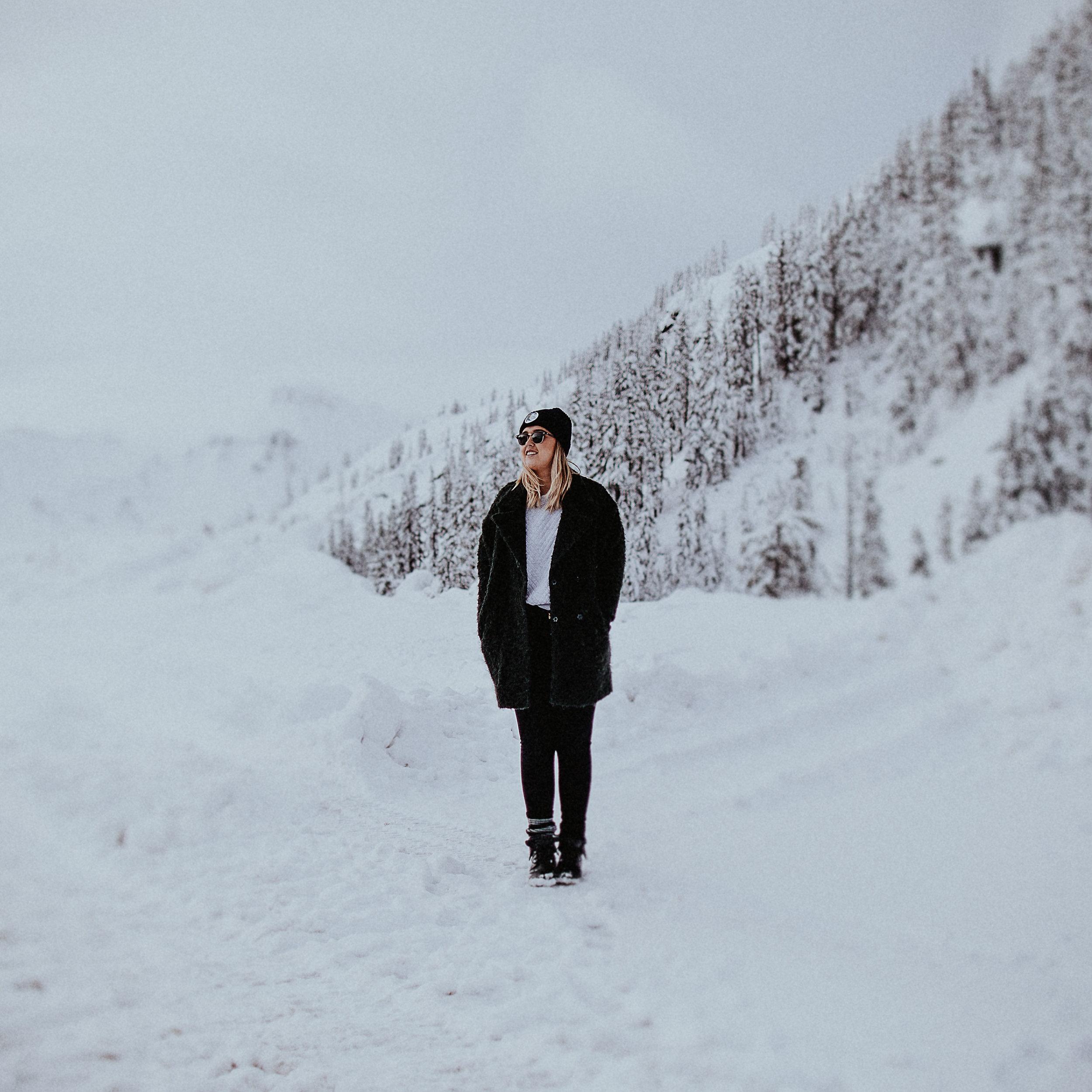 Mt Baker, USA   Nov 2016