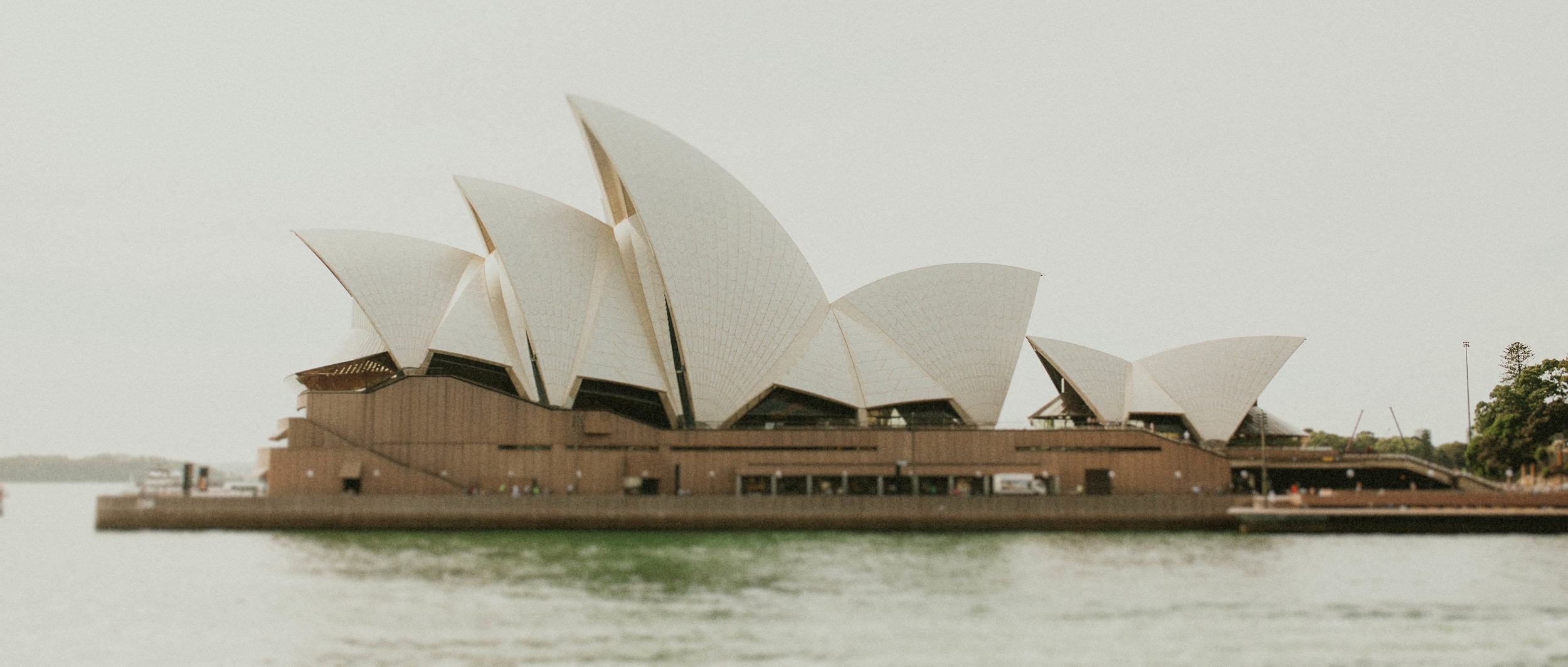 Sydney Opera House | Sydney, New South Wales | March 2016