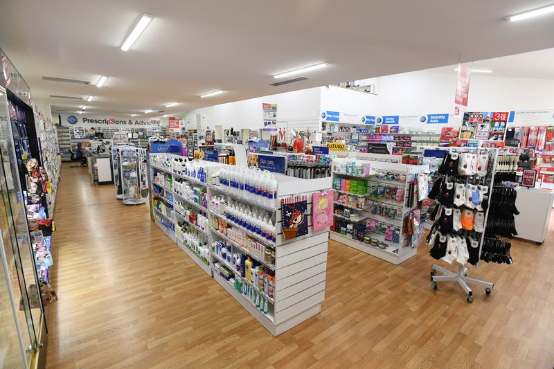With a large shop floor we carry an extensive range of products and brands