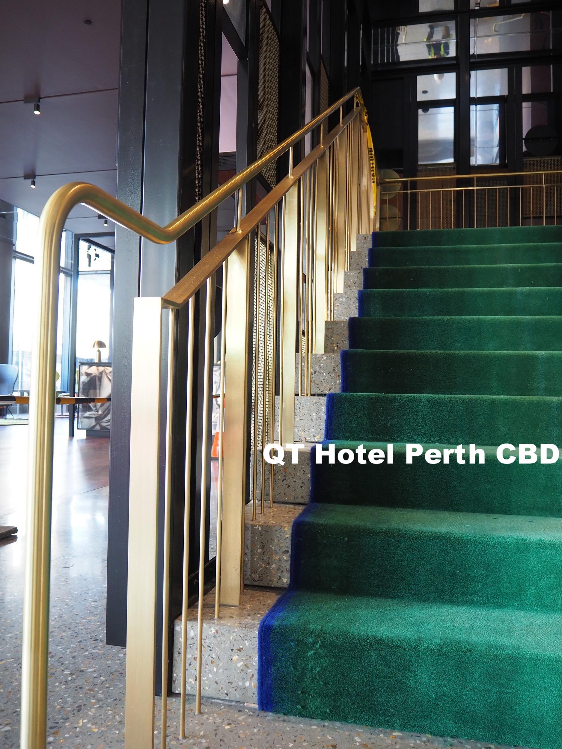 QT Hotel Perth brass balustrade and handrail 2.JPG