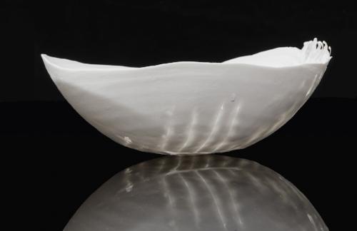 stunning porcelain vessel $110