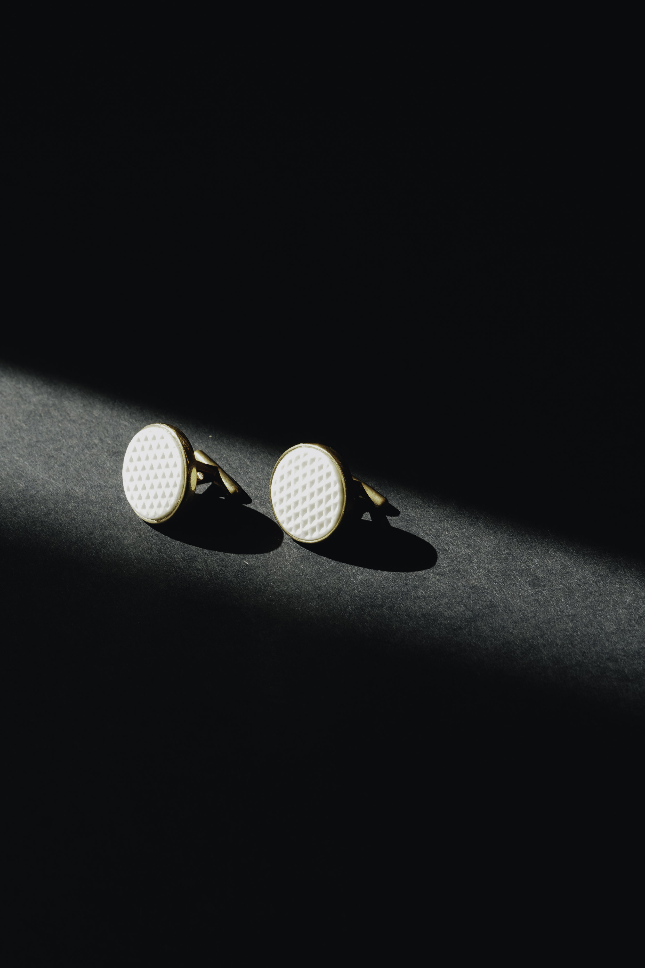 Anne Masters - Cuff links for that someone special$90