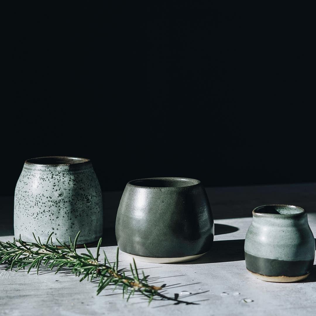 Fran Romano posy vases