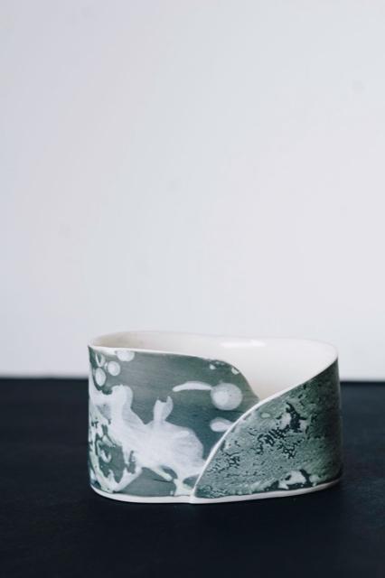 Tania Vrancic porcelain vessels