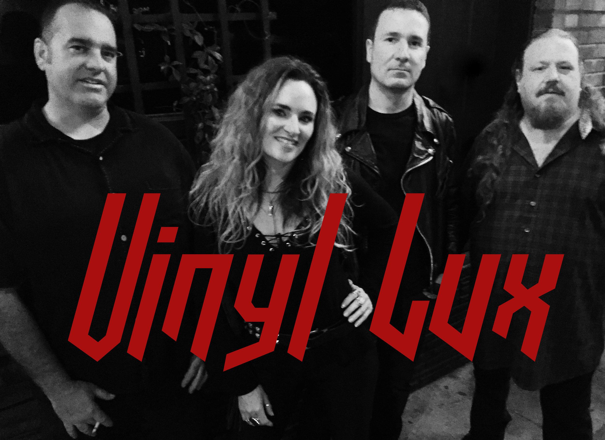 Vinyl Lux 70s-90s classic rock covers