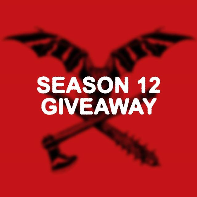 SEASON 12 GIVEAWAY IS UP AND RUNNING... I'VE BEEN THINKING ABOUT A MAILING LIST SO PEOPLE DONT MISS SEASON DROPS FOR A WHILE AND I FIGURED I'D KILL TWO BIRDS.  SIGN UP TO FOR YOU CHANCE TO WIN THE LAST SEASON 12 PACK WHICH CONTAINS A SHIRT, PRINT AND PIN (M/L/XL ONLY)  LINK IS AT FUCKYOUBAKER.COM, ENTRIES CLOSE IN 48 HOURS. CHEERS.
