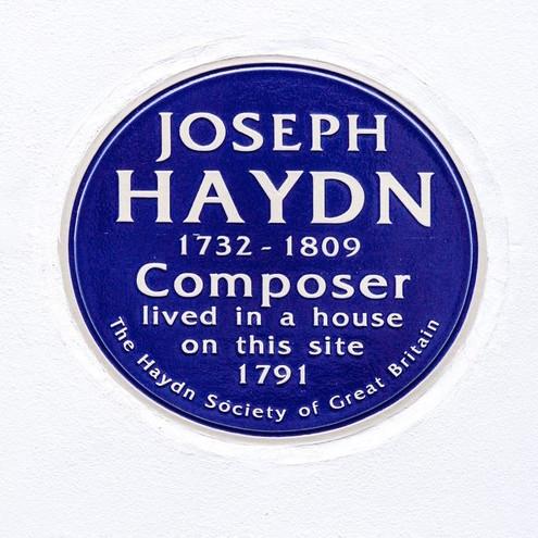 Haydn plaque London.jpg