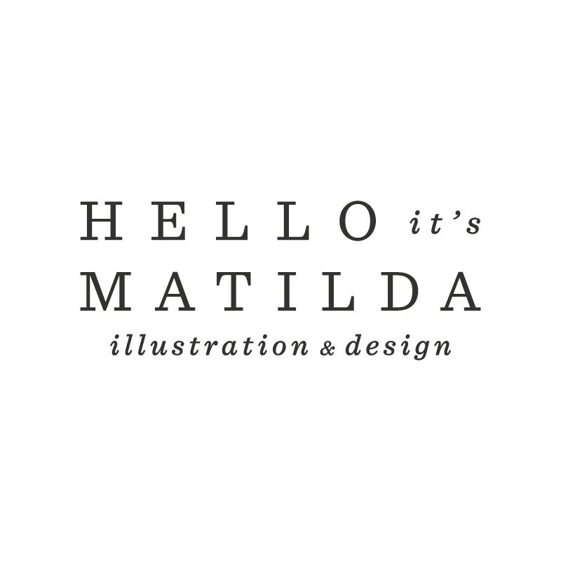 Hello it's Matilda_Logo - Matilda van der Walt.png