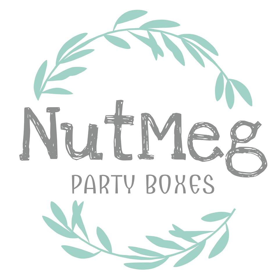 Megan Fenwick (JHB)  NutMeg Party Boxes is a a family owned business run by a very busy mom that understands the need to make things simple.