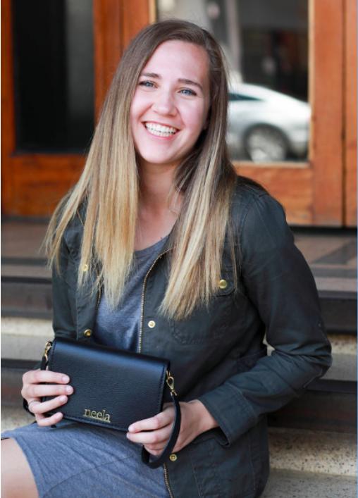 Isabella Bernal, Social Entrepreneur. Founder and Owner of Neela