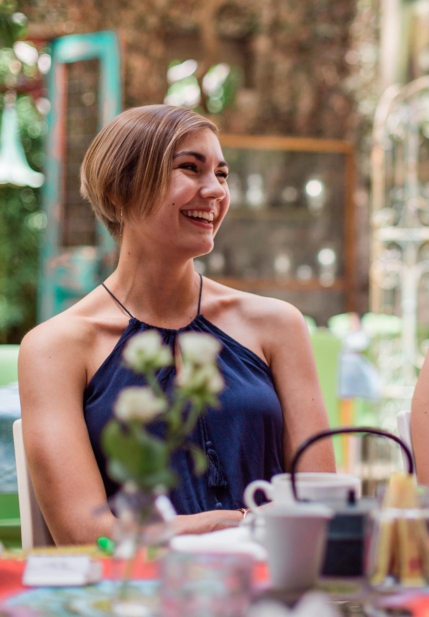 Jennifer Pienaar, Jewellery Designer and Owner of Mettle & Grace