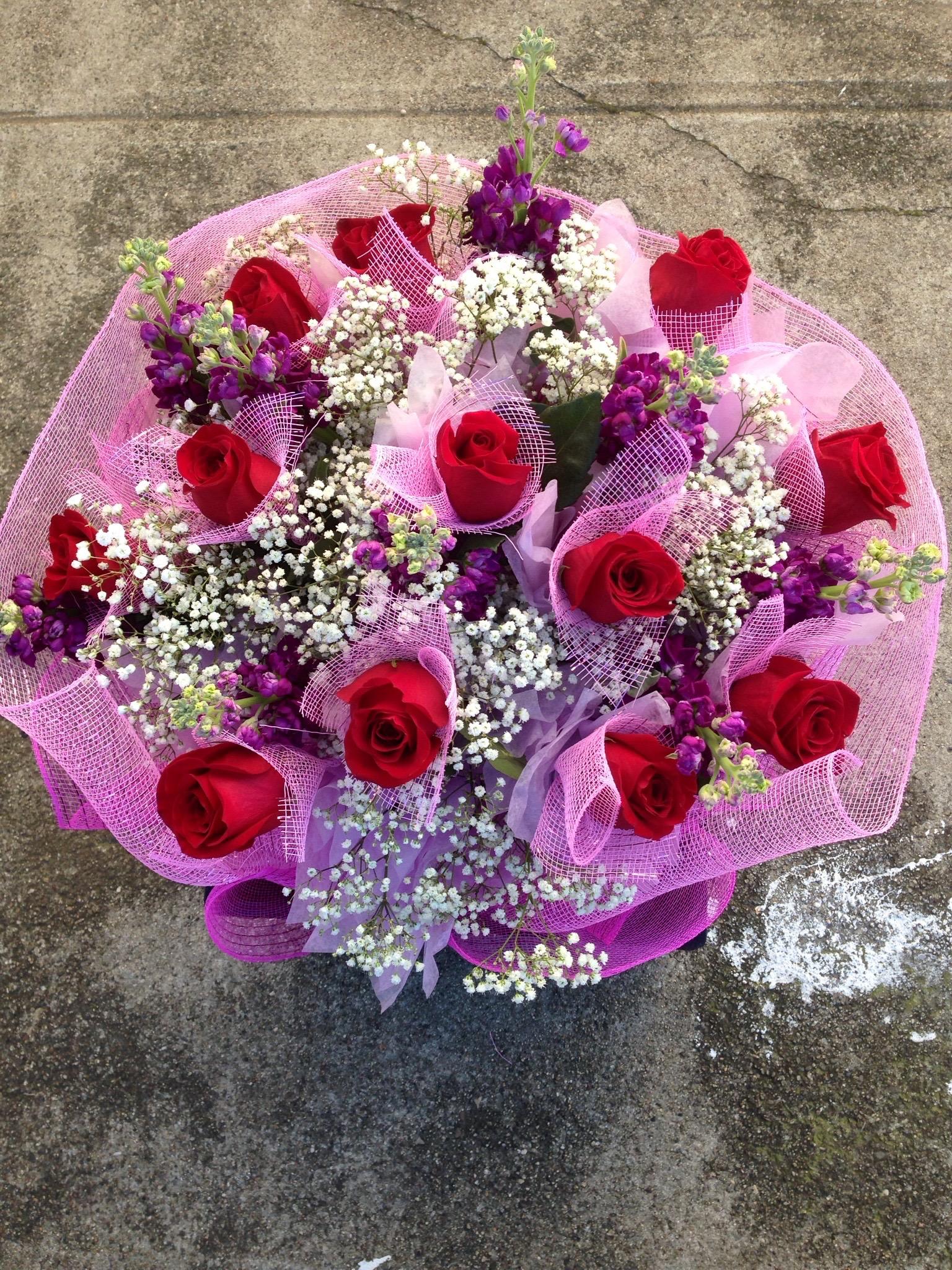HK Style Bouquets