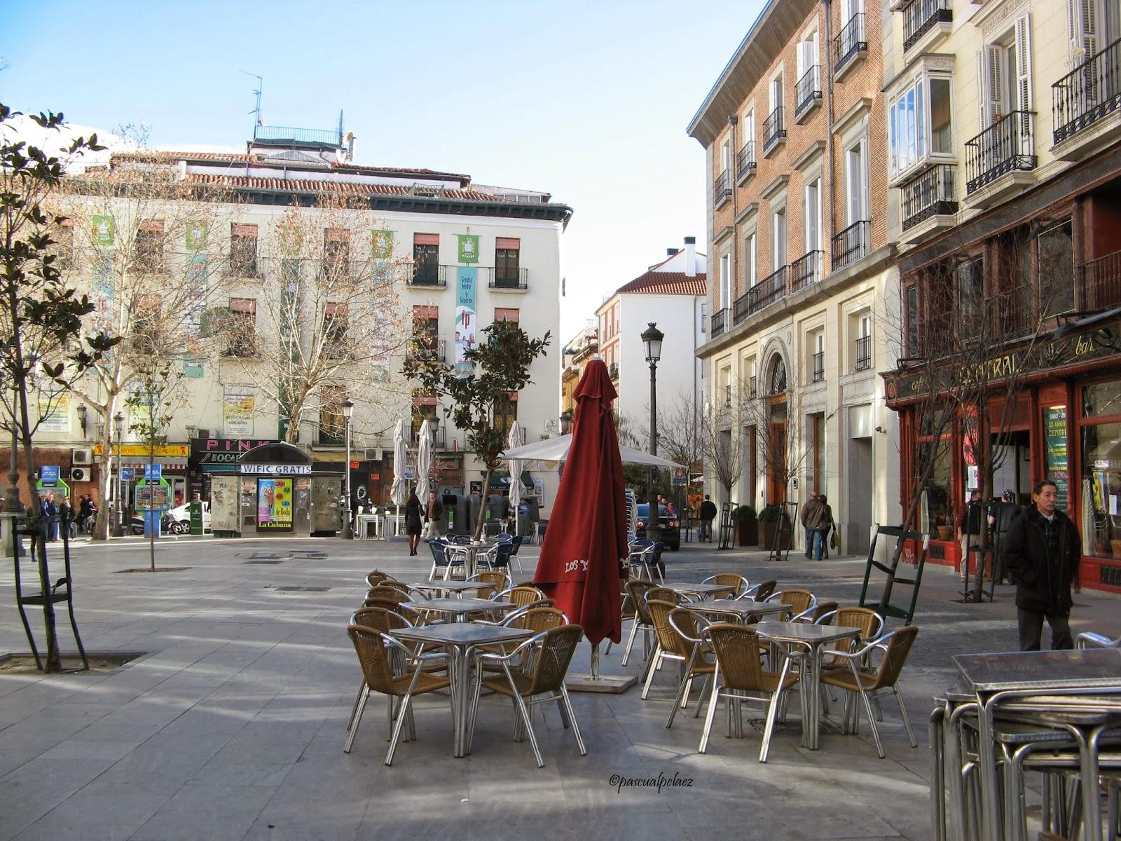 Chapter 6: Plaza del Ángel