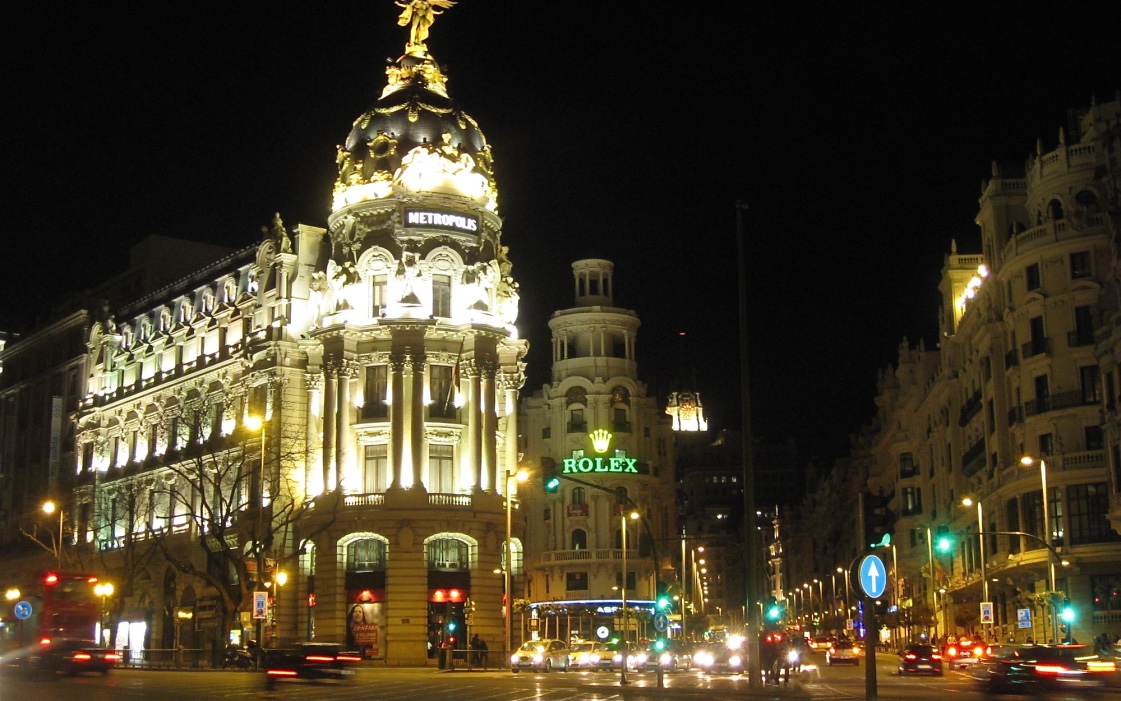 Chapter 18: Madrid