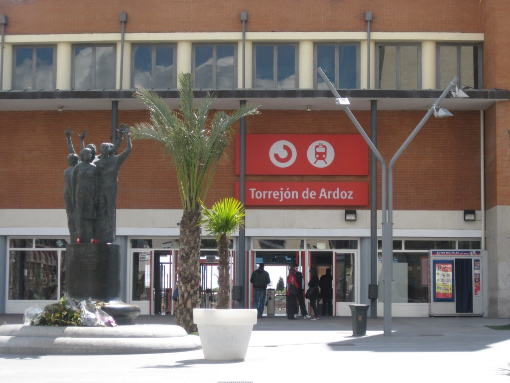 Chapter 19: Torrejón de Ardoz