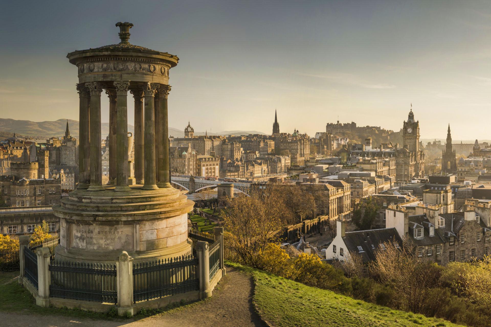 Chapter 17: Edinburgh