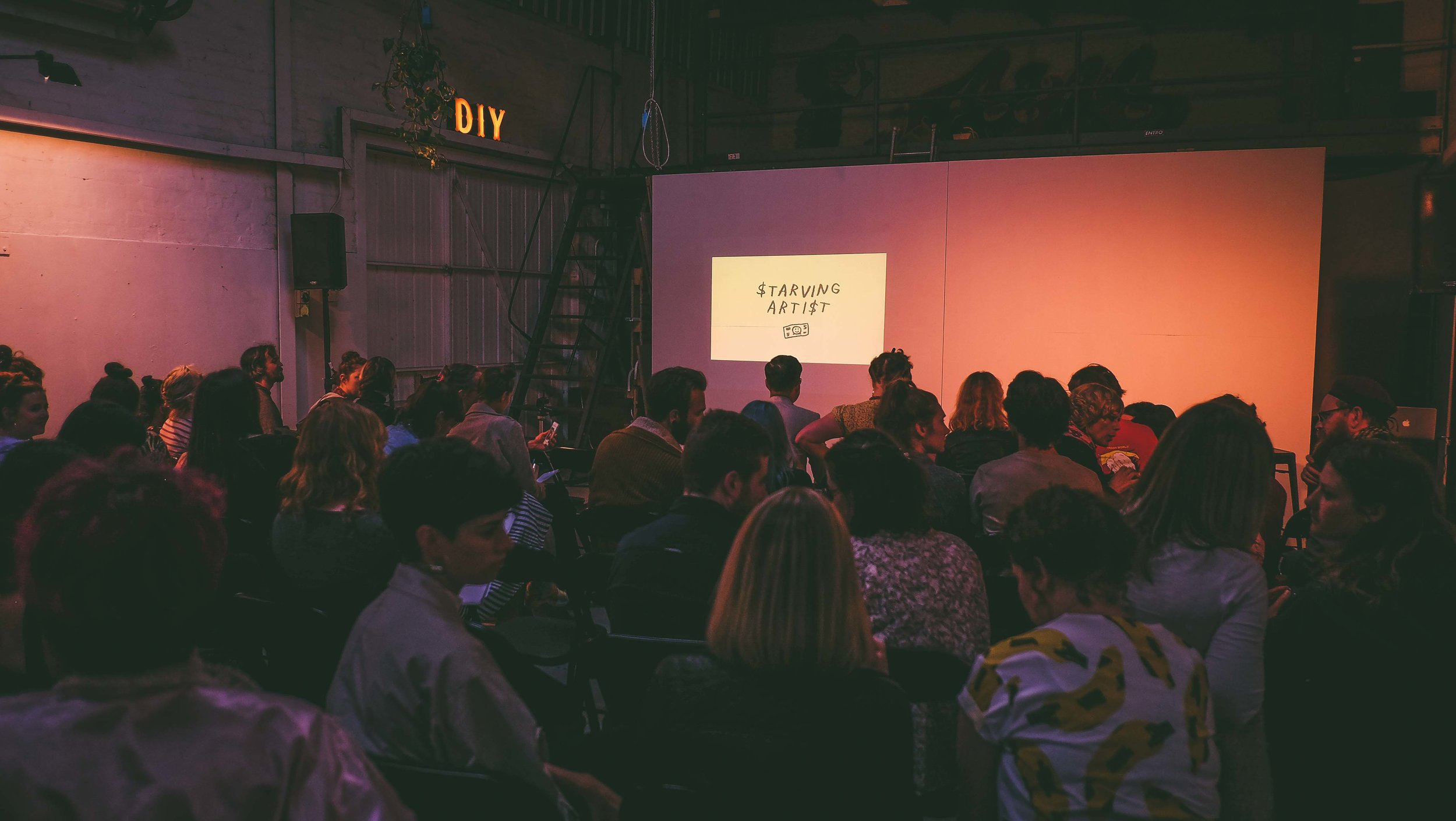 Season One Launch Event - Sold out in 90 minutes