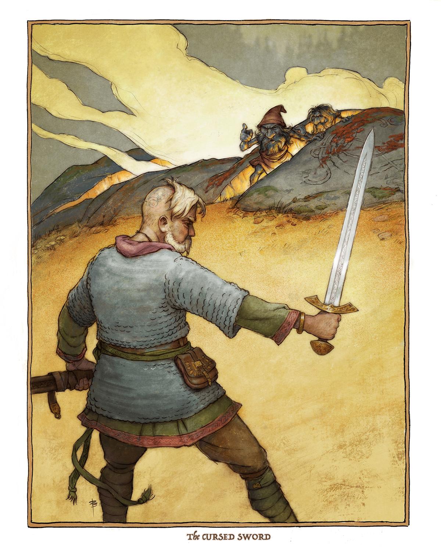Tyrfing Saga - The Cursed Sword