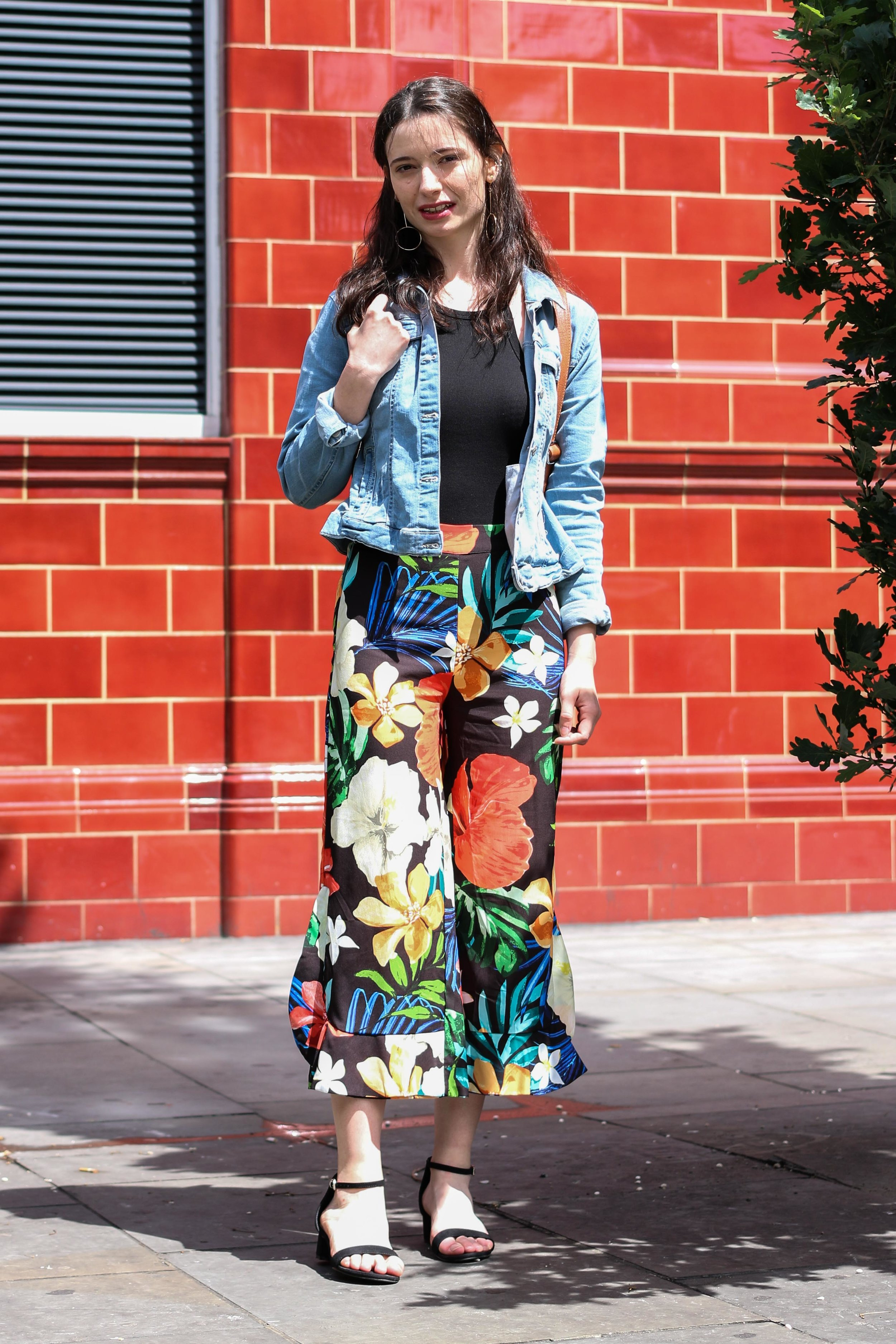 Street fashion stories_Imaginealady_flower_trouser