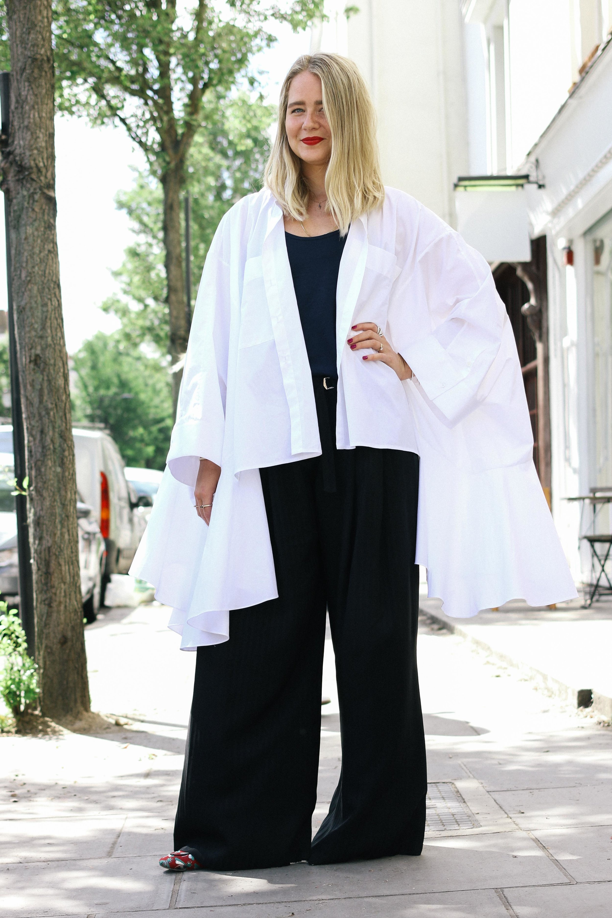 Street fashion stories_Imaginealady_white_shirt