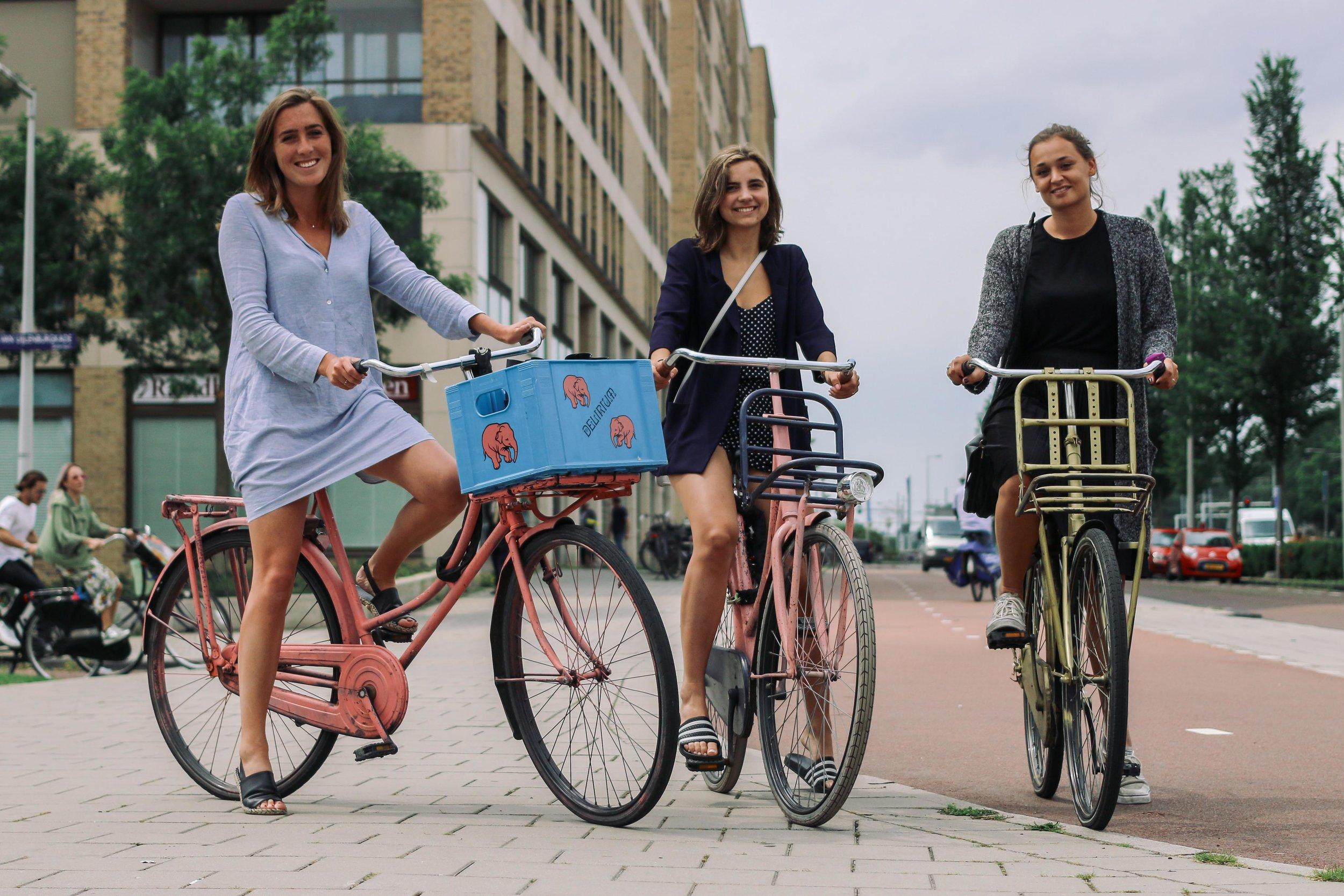 Street fashion stories_Imaginealady_amsterdam_bike