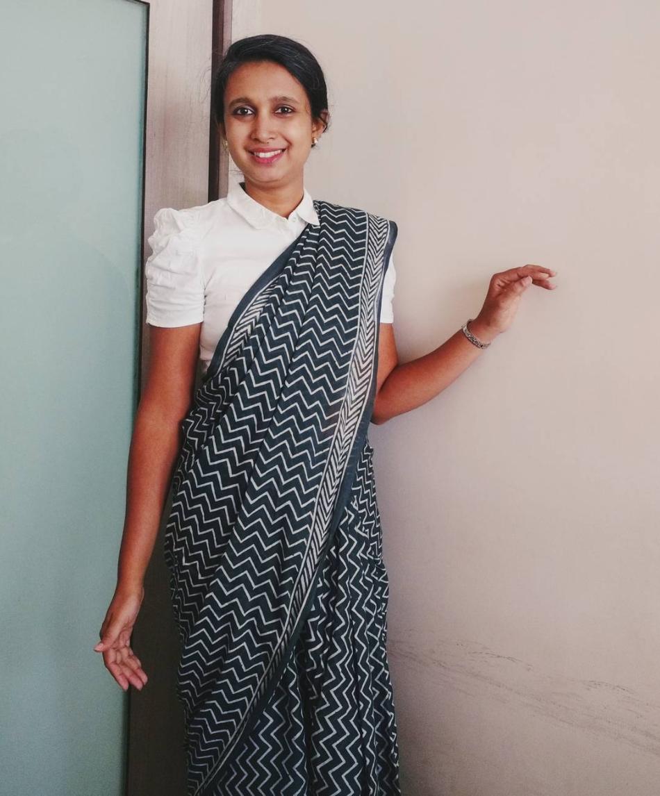 Life in a saree