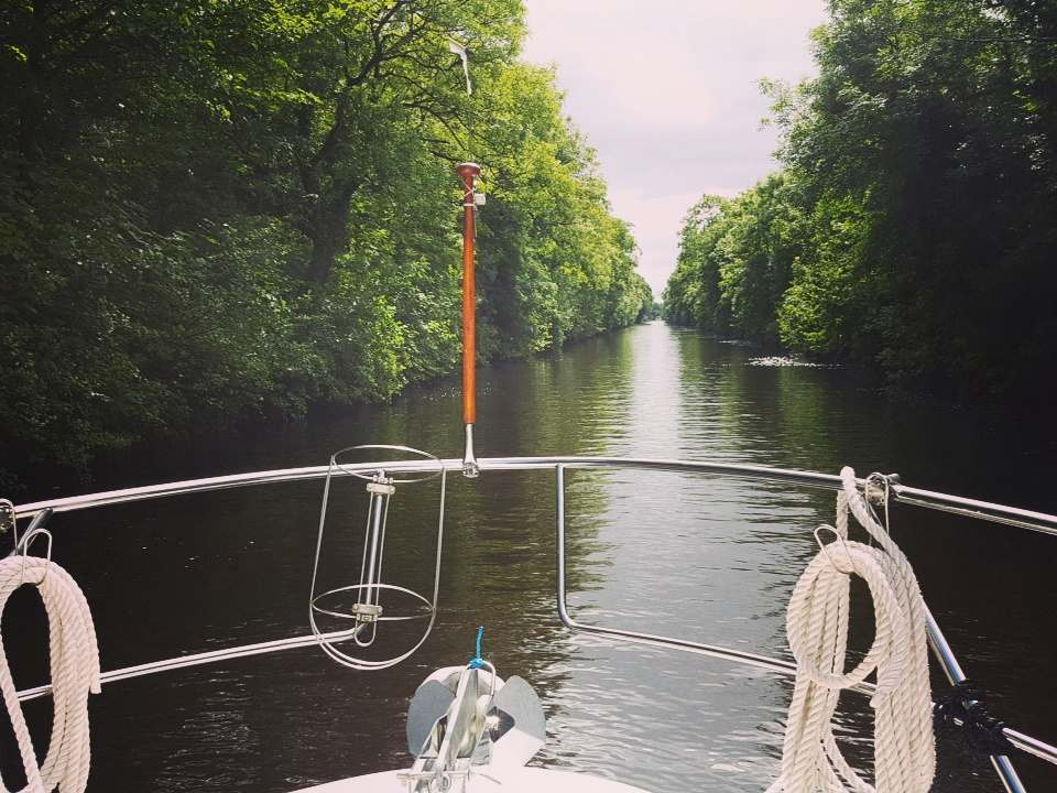 Boating Holidays - Ireland
