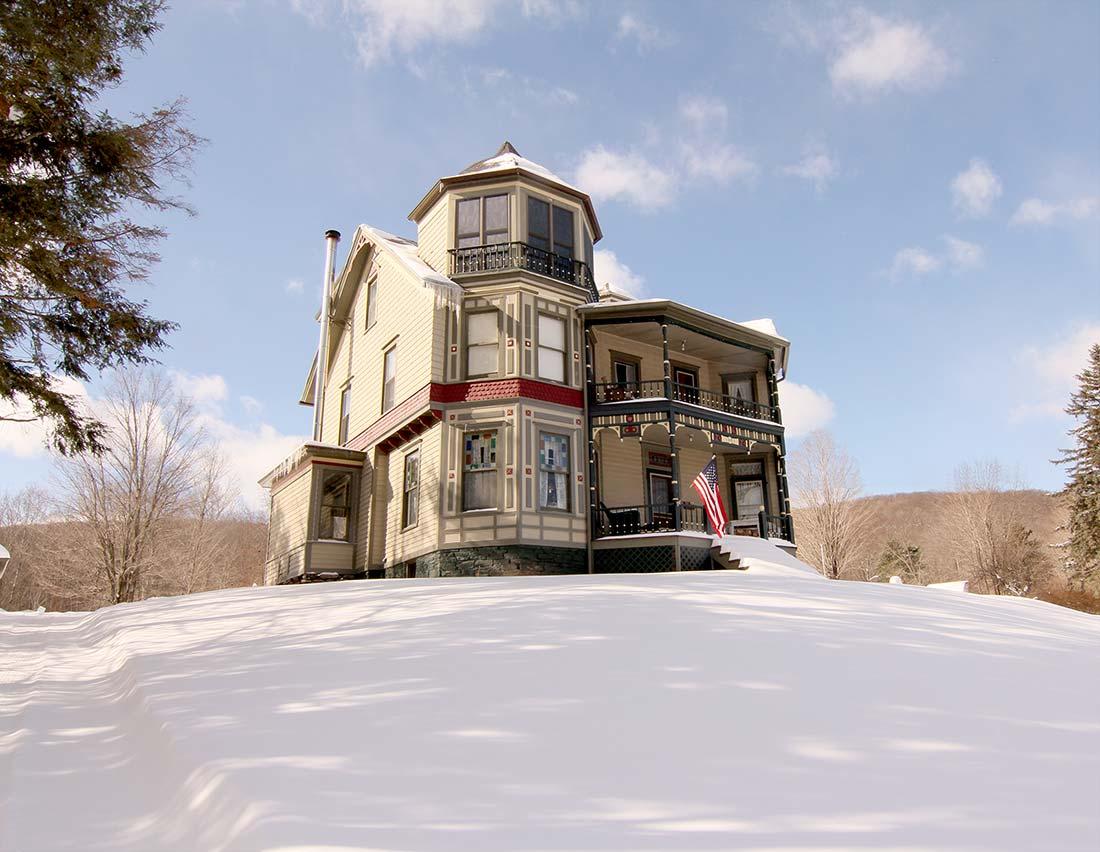 Catskill Lodge - Hunter Mountain Lodging