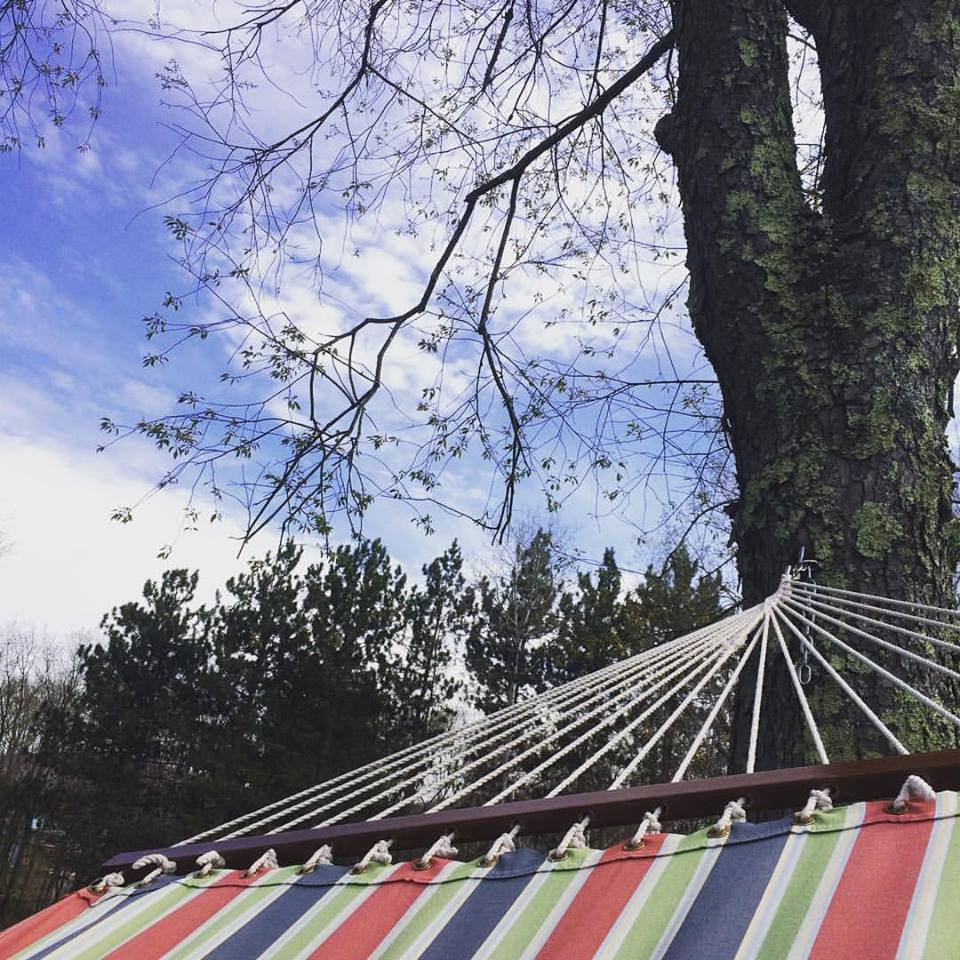 Hudson Hollow hammock